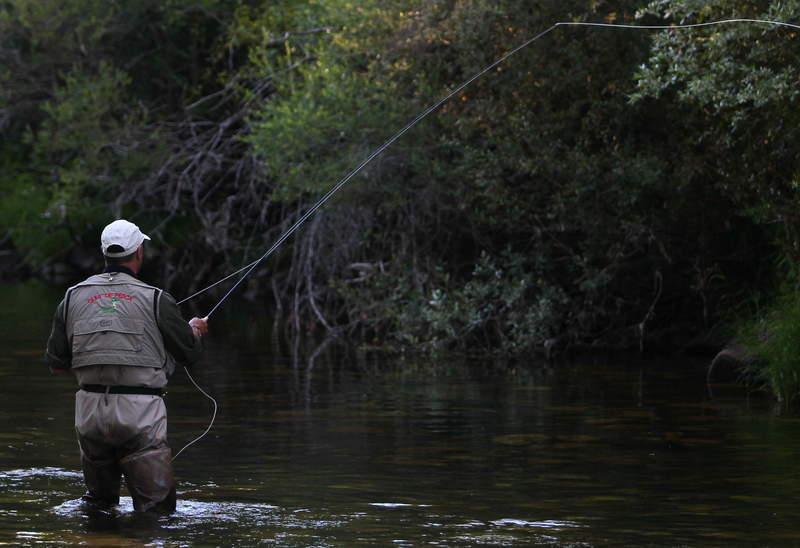 Número elegido en el sorteo de cotos de pesca de Castilla y León 2012