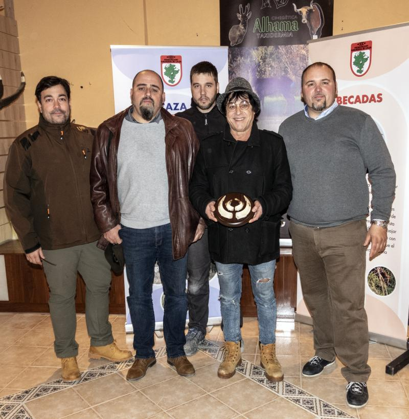 EQUIPO jabali record españa